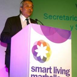 Víctor-Calvo-Sotelo-inaugurando-Marbella-Smart-Living